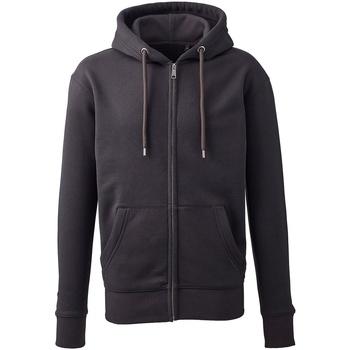 Textiel Heren Sweaters / Sweatshirts Anthem AM002 Houtskool Grijs