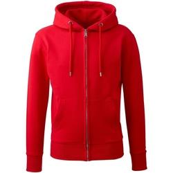 Textiel Heren Sweaters / Sweatshirts Anthem AM002 Rood