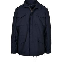 Textiel Heren Jacks / Blazers Build Your Brand BD308 Marine