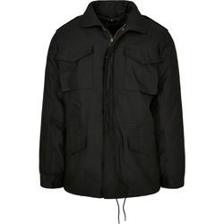 Textiel Heren Jacks / Blazers Build Your Brand BD308 Zwart