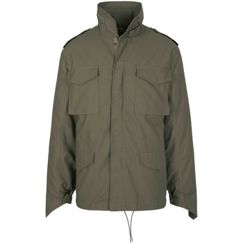 Textiel Heren Jacks / Blazers Build Your Brand BD308 Olijf