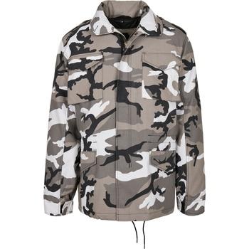 Textiel Heren Jacks / Blazers Build Your Brand BD308 Stedelijk Paars