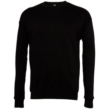 Textiel Sweaters / Sweatshirts Bella + Canvas BE045 Zwart