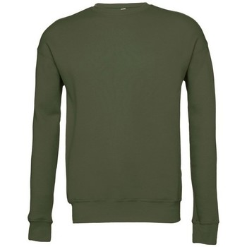 Textiel Sweaters / Sweatshirts Bella + Canvas BE045 Militair Groen