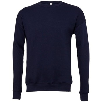 Textiel Sweaters / Sweatshirts Bella + Canvas BE045 Marine