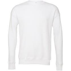 Textiel Sweaters / Sweatshirts Bella + Canvas BE045 Wit