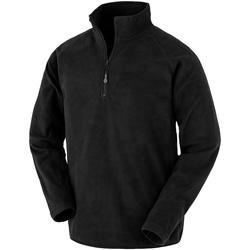 Textiel Heren Sweaters / Sweatshirts Result Genuine Recycled R905X Zwart