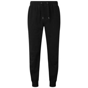 Textiel Heren Trainingsbroeken Asquith & Fox AQ055 Zwart