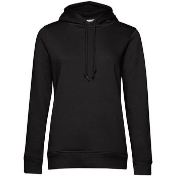 Textiel Dames Sweaters / Sweatshirts B&c  Zwart