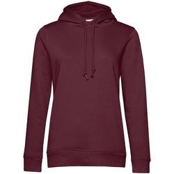 Textiel Dames Sweaters / Sweatshirts B&c  Bourgondië