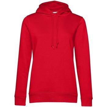 Textiel Dames Sweaters / Sweatshirts B&c  Rood
