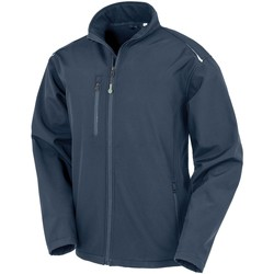 Textiel Heren Jacks / Blazers Result Genuine Recycled R900X Marine