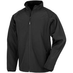 Textiel Heren Jacks / Blazers Result Genuine Recycled R901M Zwart