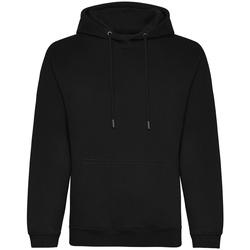 Textiel Heren Sweaters / Sweatshirts Awdis JH201 Diep zwart