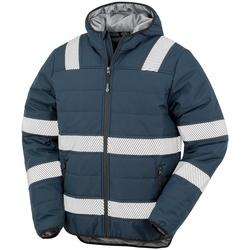 Textiel Heren Jacks / Blazers Result Genuine Recycled R500X Marine