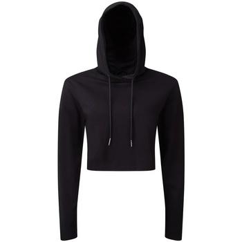 Textiel Dames Sweaters / Sweatshirts Tridri TR088 Zwart
