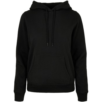 Textiel Dames Sweaters / Sweatshirts Build Your Brand BB007 Zwart