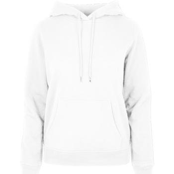 Textiel Dames Sweaters / Sweatshirts Build Your Brand BB007 Wit