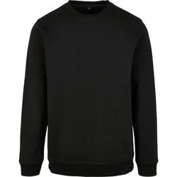 Textiel Heren Sweaters / Sweatshirts Build Your Brand BB003 Zwart