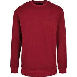 Textiel Heren Sweaters / Sweatshirts Build Your Brand BB003 Bourgondië