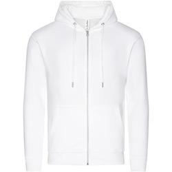 Textiel Sweaters / Sweatshirts Awdis JH250 Arctisch Wit