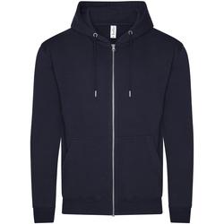 Textiel Sweaters / Sweatshirts Awdis JH250 Franse marine