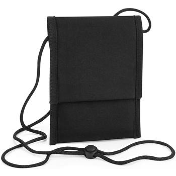 Tassen Handtassen kort hengsel Bagbase BG283 Zwart