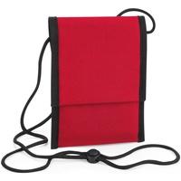 Tassen Handtassen kort hengsel Bagbase BG283 Klassiek rood