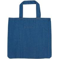 Tassen Tote tassen / Boodschappentassen Babybugz BZ101 Denim Blauw
