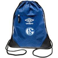 Tassen Sporttas Fc Schalke  Blauw