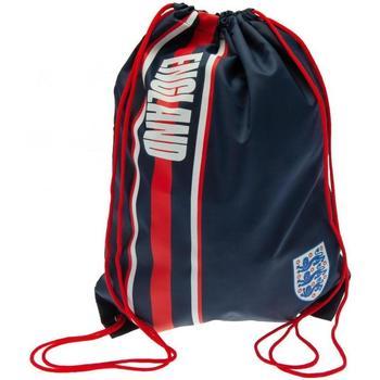 Tassen Sporttas England Fa  Marine / Rood