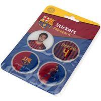 Wonen Stickers Fc Barcelona Taille unique Meerdere Kleuren