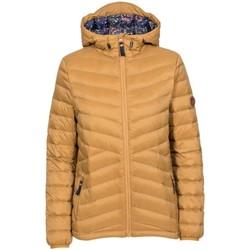 Textiel Dames Jacks / Blazers Trespass  Zandsteen