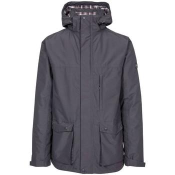 Textiel Heren Jacks / Blazers Trespass  Donkergrijs