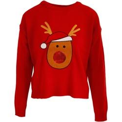 Textiel Sweaters / Sweatshirts Brave Soul  Scarlet