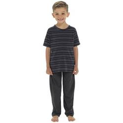 Textiel Jongens Pyjama's / nachthemden Tom Franks  Grijs