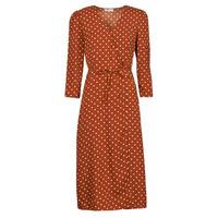 Textiel Dames Lange jurken Betty London PAXONE Rouille