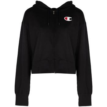 Textiel Dames Sweaters / Sweatshirts Champion  Zwart
