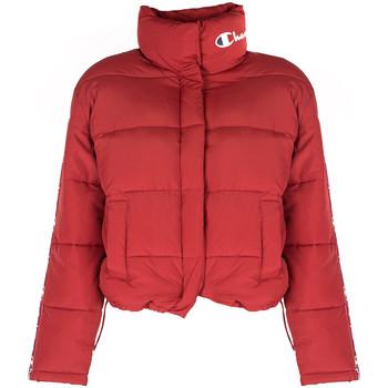 Textiel Dames Wind jackets Champion  Rood