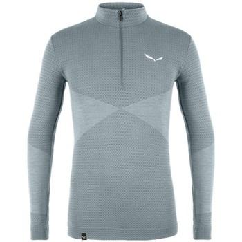 Textiel Heren Sweaters / Sweatshirts Salewa Med Warm Amr Gris