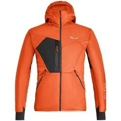 Textiel Heren Wind jackets Salewa Pedroc Hybrid Twr M Hood Jkt Orange