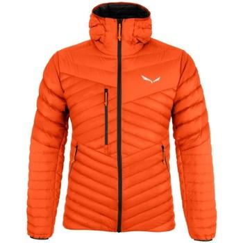 Textiel Heren Dons gevoerde jassen Salewa Ortles Light 2 Rds M HD Jkt Orange