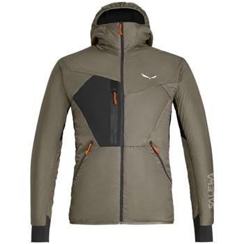 Textiel Heren Wind jackets Salewa Pedroc Hybrid Twr M Hood Jkt Marron