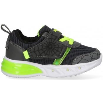 Schoenen Jongens Sneakers Bubble 58921 grijs