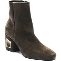 Schoenen Dames Laarzen Vic 1R6000D.R18Q040350 marrone