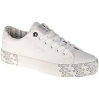 Schoenen Dames Lage sneakers Big Star II274181 Blanc
