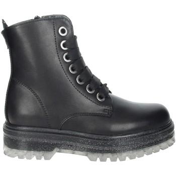 Schoenen Meisjes Laarzen Asso AG-12532 Black