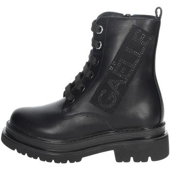 Schoenen Meisjes Enkellaarzen GaËlle Paris G-1232 Black
