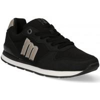 Schoenen Heren Sneakers MTNG 57191 zwart