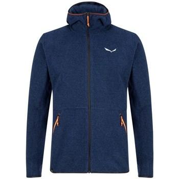 Textiel Heren Sweaters / Sweatshirts Salewa Nuvolo PL M Jkt Bleu marine